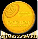Excellent Hypnosis Website Award